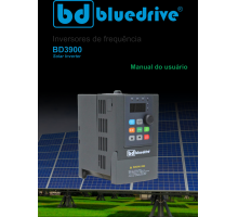 BLUEDRIVE SOLAR BD3900 - MANUAL
